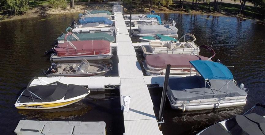 Floating Truss Balsam Store Rock Solid Lift Amp Dock Shop